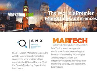 marketinglandevents.com screenshot