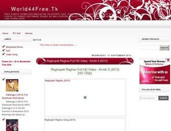 world44free.blogspot.com screenshot