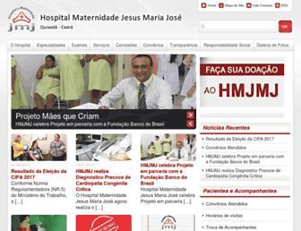 hmjmj.com.br screenshot