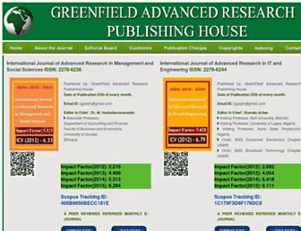 garph.co.uk screenshot