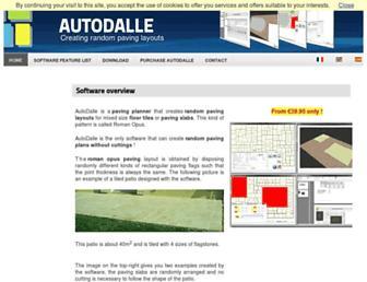 autodalle.com screenshot