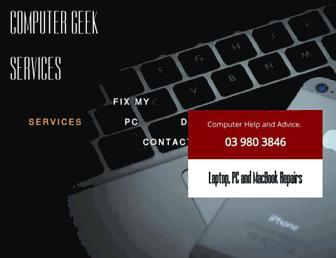 computergeek.co.nz screenshot