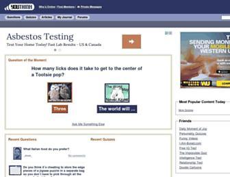 Thumbshot of Youthink.com