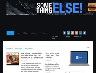 Thumbshot of Somethingelsereviews.com