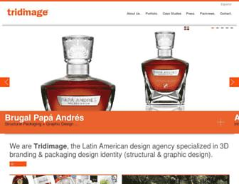 tridimage.com screenshot