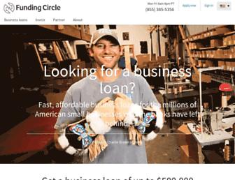Thumbshot of Fundingcircle.com