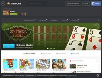 miniplay.com screenshot