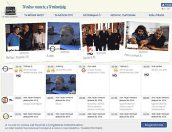 musor.tv screenshot