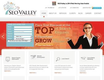 Thumbshot of Seovalley.com