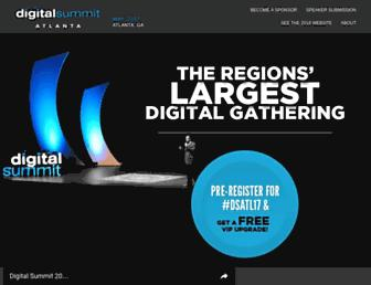 digitalsummit.com screenshot