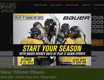 playitagainsportsaurora.com screenshot