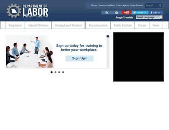 labor.mo.gov screenshot