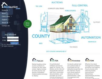 Thumbshot of Realforeclose.com