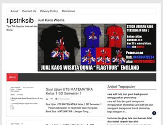 tipstriksib.com screenshot