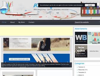 Thumbshot of Webdesignerlab.com
