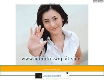 minhtai.mywibes.com screenshot