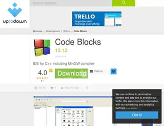 code-blocks.en.uptodown.com screenshot