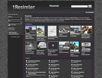 1resimler.com screenshot