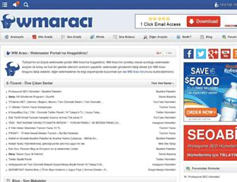 wmaraci.com screenshot