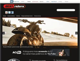 bestriders.com.br screenshot
