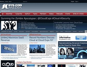 Thumbshot of Sys-con.com