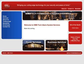 omdtech.com screenshot