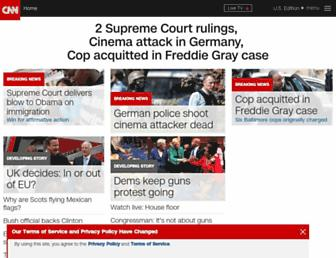 Thumbshot of Cnn.com
