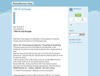 rufusstorey.typepad.com screenshot
