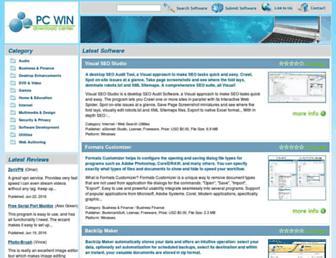 pcwin.com screenshot