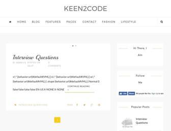 wcsdevelopers.blogspot.com screenshot