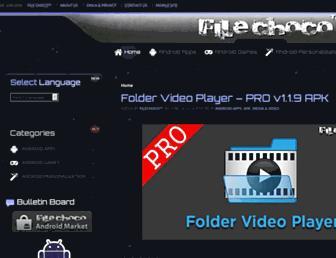 Thumbshot of Filechoco.com