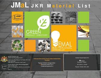 jmal.jkr.gov.my screenshot