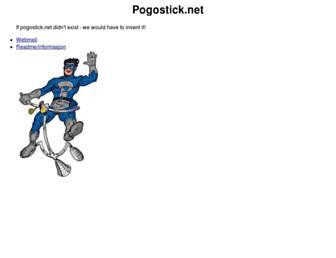 pogostick.net screenshot