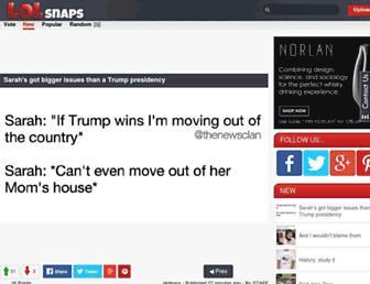 Thumbshot of Lolsnaps.com