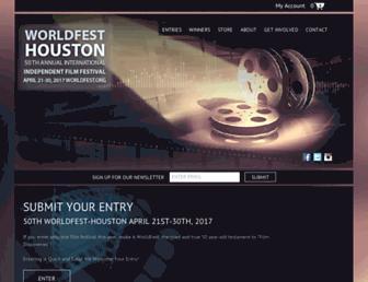 worldfest.org screenshot