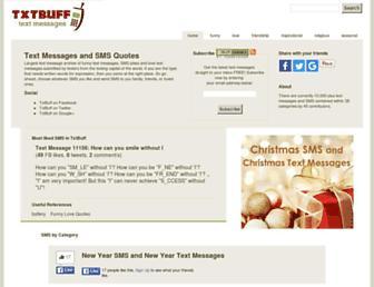 txtbuff.com screenshot