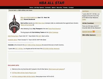 Thumbshot of Allstarnba.es