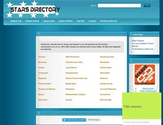 Thumbshot of Starsdirectory.com.ar