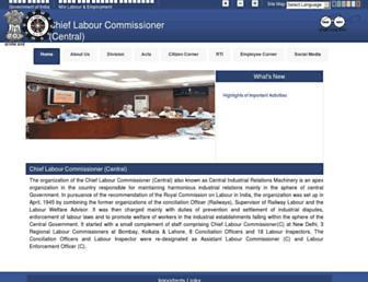 clc.gov.in screenshot