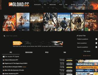 gload.cc screenshot