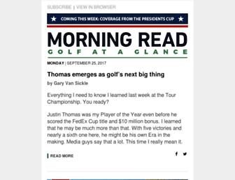 morningread.com screenshot