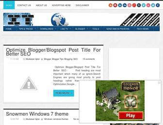 itbooster.blogspot.com screenshot
