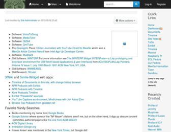 nielsmayer.com screenshot