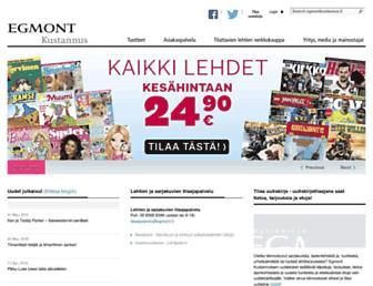Thumbshot of Egmontkustannus.fi