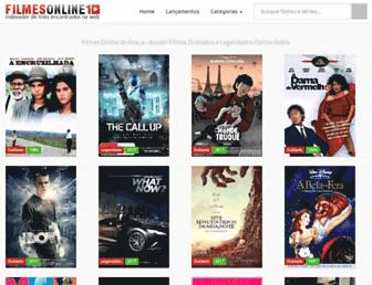 filmesonline10.net screenshot