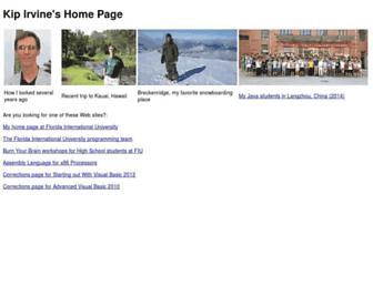 kipirvine.com screenshot