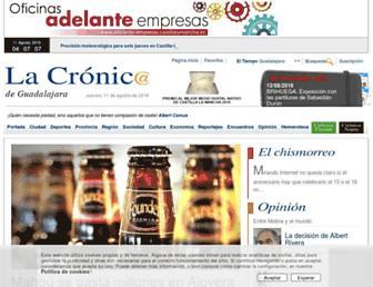 Thumbshot of Lacronica.net