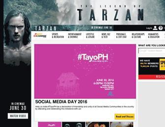 Thumbshot of Pinoyexchange.com