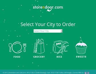 storendoor.com screenshot