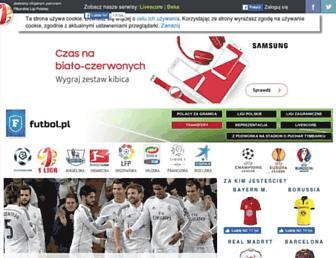 Thumbshot of Futbol.pl
